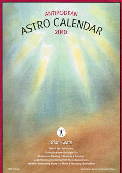 Antipodean Astro Calendar (2010) by Brian Keats