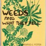 Weeds and What They Tell by E. Pfeiffer